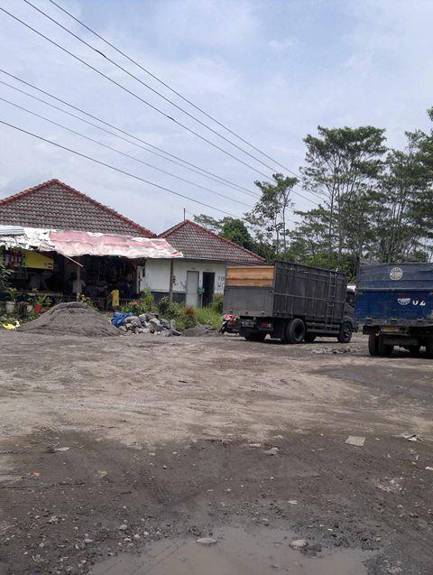 Depo Pasir Rest Area Harus Ditertibkan
