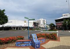 Corner Grafton & Shield Streets, Cairns