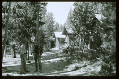 CSU Mountain Campus Cabins 1957
