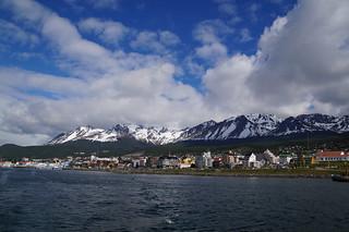 036 Ushuaia vanaf excursieboot
