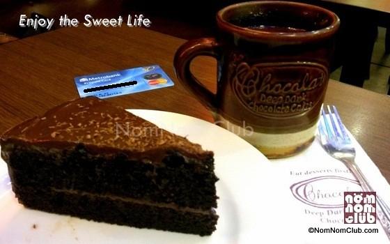 Chocolat @ SM Mall pf Asia