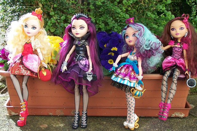 Les Ever After High de Cendrine 12972344154_6f62a754f8_z