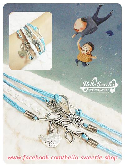 ☆ HELLO SWEETIE ☆ Đồng hồ/Phụ kiện thời trang mẫu mã chọn lọc (F21, H&M, Hello Kitty) - 5
