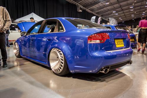 UD Indoors - Audi RS4