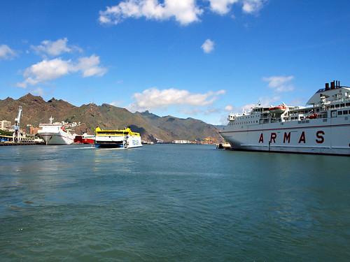 Port of Santa Cruz, Tenerife