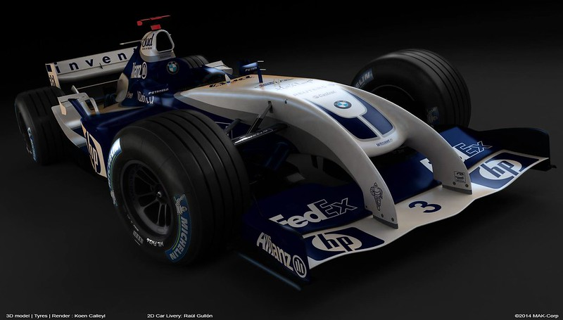2004 Williams F1