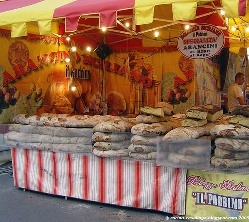 Sizilianisches Brot klein copyr