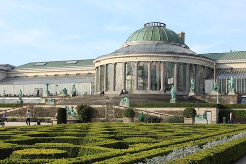 Jardin Botanique, Brussels