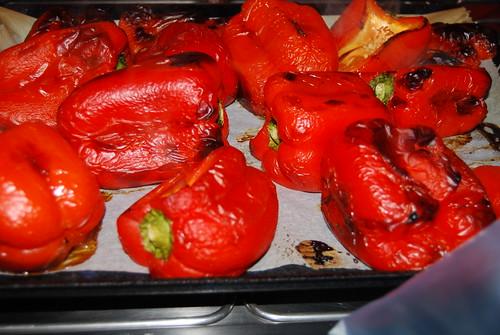paprika's ontvellen