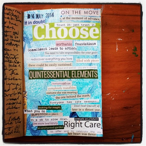 #weeklyreflections in my #artjournal. A lot of thoughts concerning foundations and commitment this week.