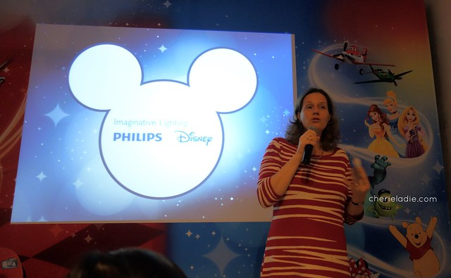 Philips Disney Imaginative Lighting Event