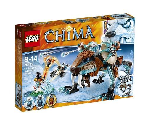 LEGO Chima 70143 Box