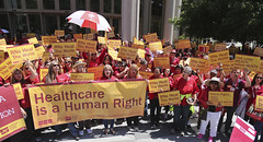 Nurses Union Lobbies Against Nonprofit Hospital Exemption