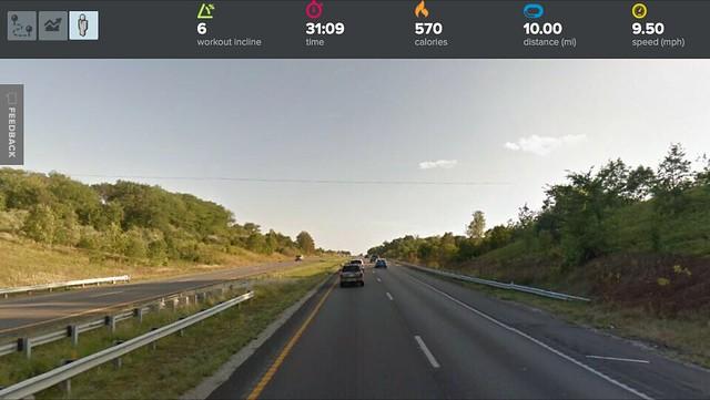Virtually Biking Across America - Day 88