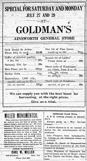 8-18-2011 Goldman ad 7-26-1918