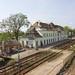 Dworzec kolejowy w Łukowie od strony torów by Polek