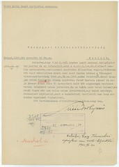 III/5. Felhívás zsidóbirtokok vitézi telekként igényléséről