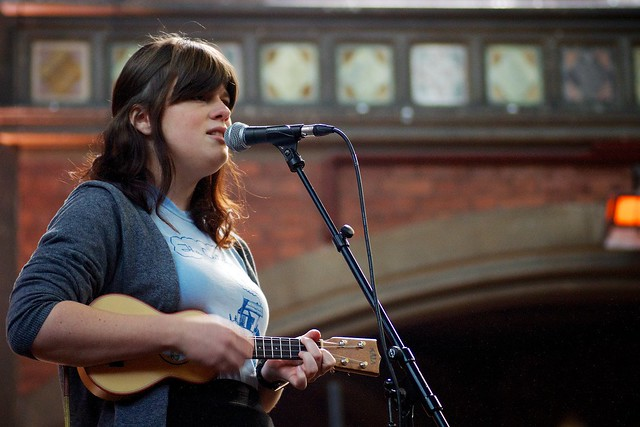 Owl and Mouse at Daylight Music - May 3rd