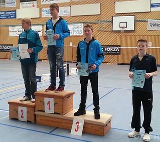 10./11.05.2014 B-Rangliste U9 - U19 Liebenau