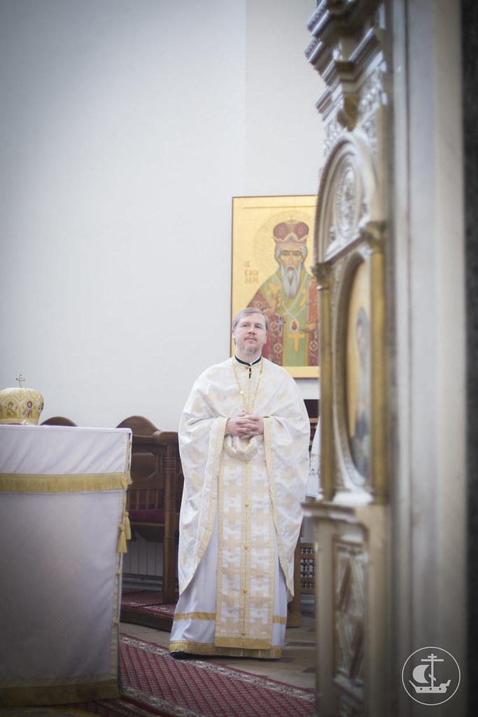 12 мая 2014, Литургия в день памяти свт. Василия Острожского / 12 May 2014, Divine Liturgy on day of St. Basil of Ostrog