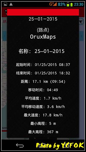 粉嶺流水嚮及龍山 GPS資料
