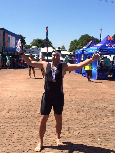 Midmar mile: completed