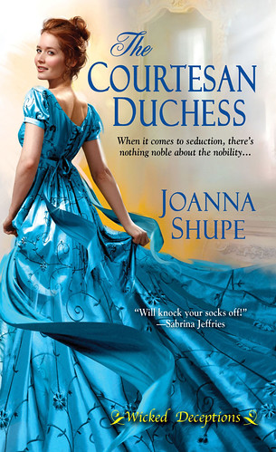 The Courtesan Duchess - Netgalley
