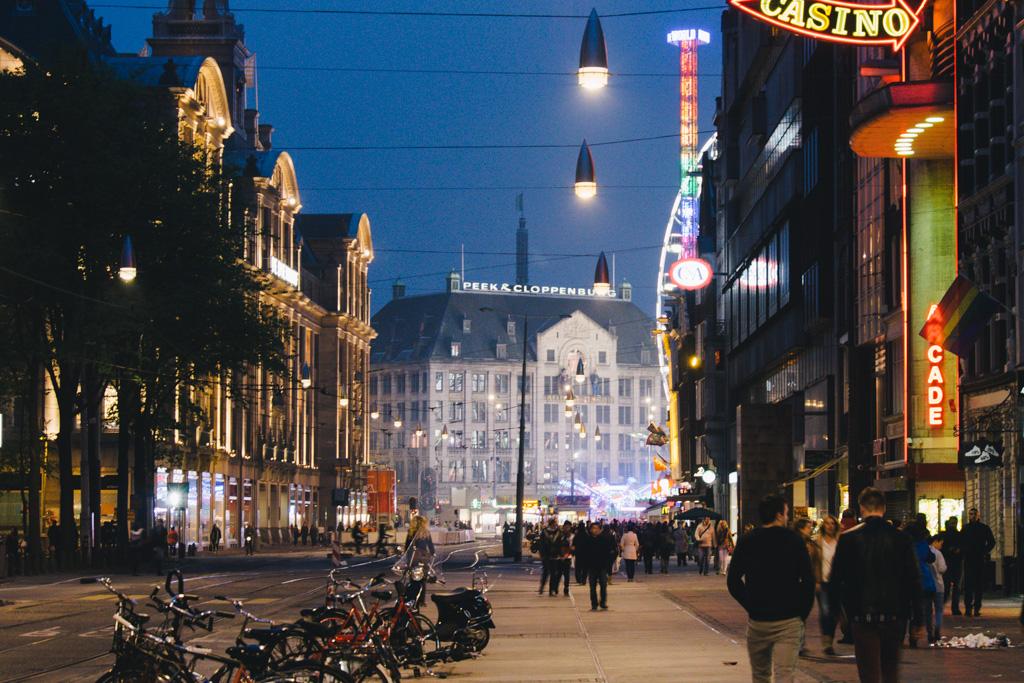 Untitled  轆轆遊遊。阿姆斯特丹篇 // 夜踩運河與酒吧街 16370367112 ae0706999b o