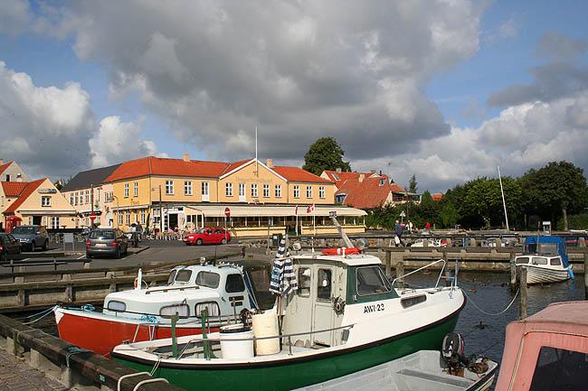 Vista desde el puerto de Dragør. © Paco Bellido, 2007