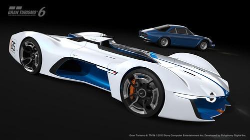 Alpine Vision Gran Turismo 2015