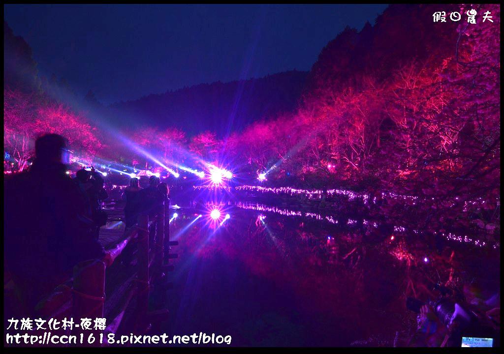 九族文化村-夜櫻DSC_4939