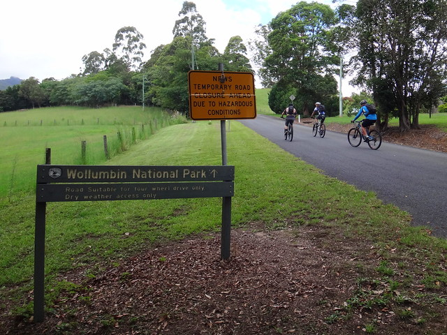 Wollumbin National Park