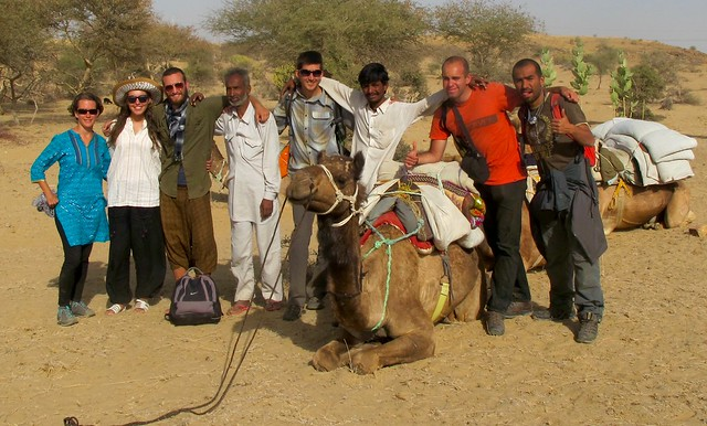India - Jaisalmer Camel Safari