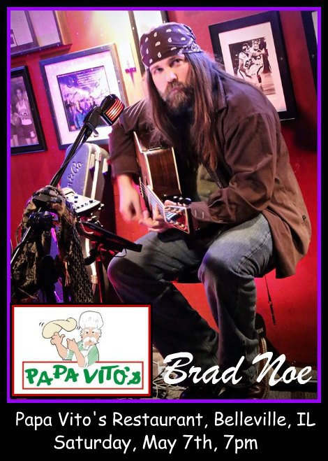 Brad Noe 5-7-16