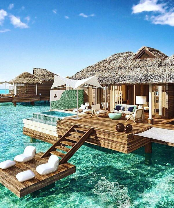 Comparateur hotels over the waters suite au for Comparateur de hotel