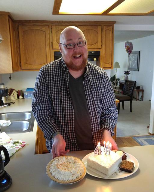 Happy day-after-birthday Garrett!