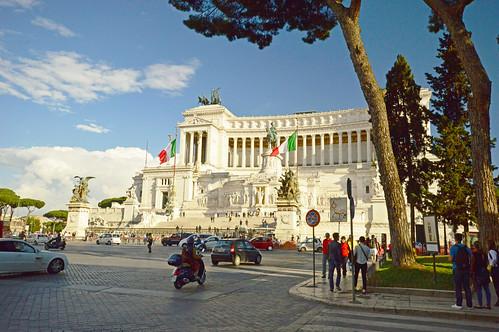 Monumento Nazionale a Vittorio Emanuele II - 2
