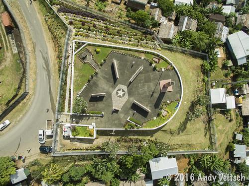 wwii aerial aerialphotography solomonislands drone dji usmemorial aerialimage