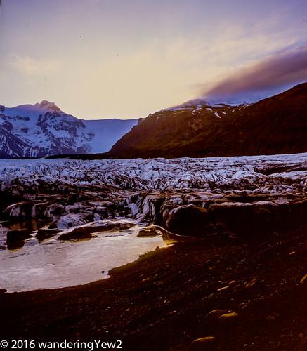 120 mamiya film mediumformat iceland nationalpark glacier filmscan mamiya7ii glaciallagoon svínafellsjökull svínafellsjökullglacier vatnajökullnationalpark