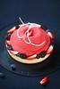 """""""Rojo"""" Entremet Cake"""