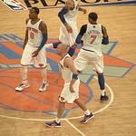 J R Smith Jason Kidd Kenyon Martin Carmelo Anthony New York Knicks