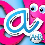 Alexandre Minard, A&R Entertainement - Écrire l'alphabet