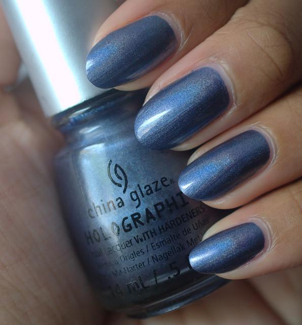 China Glaze Strap On Your Moonboots nail polish