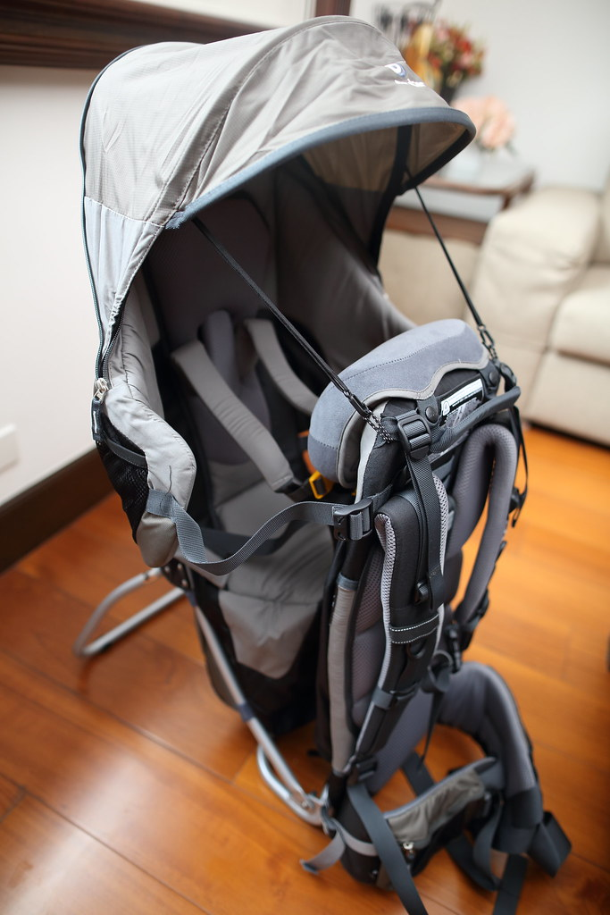 嬰兒背架 Deuter Kid Comfort III