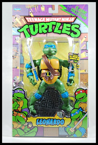Leonardo_Teenage Mutant Ninja Turtles Classic