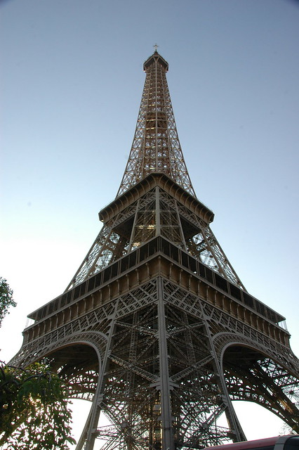Eiffel Tower - North Pillar