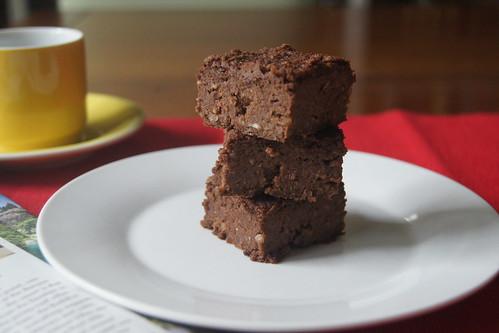 sweet potato brownie DSC01179