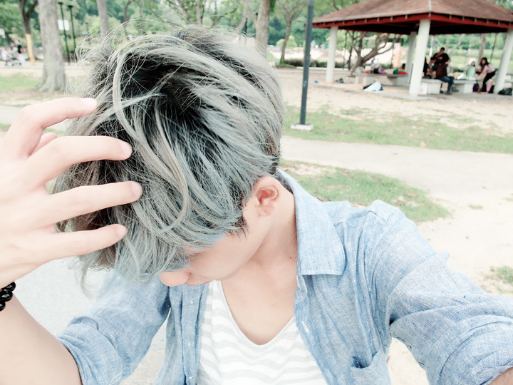 typicalben hair at east coast park