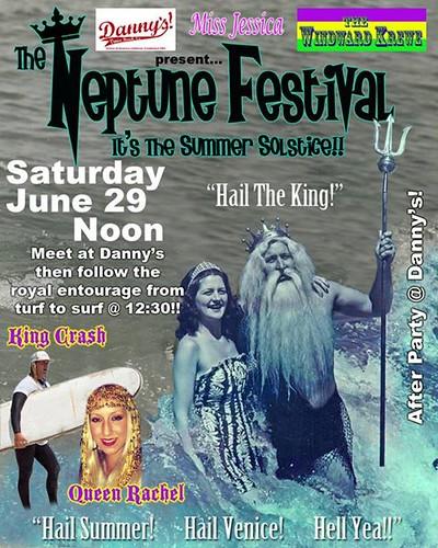 Neptune Festival Venice Beach 2013