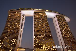 Singapore - Marina Bay Sands Hotel
